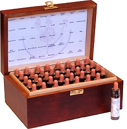 Bach Flower Remedies storage box