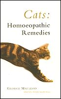 Book: Cats Homoeopathic Remedies.