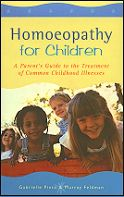 Book: Homoeopathic Remedies for Children.